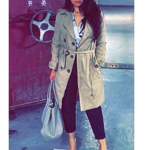 ASOS classy fashion coat designer look